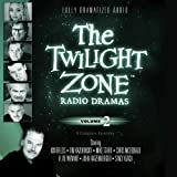 img - for The Twilight Zone Radio Dramas, Volume 2 (Fully Dramatized Audio Theater hosted by Stacy Keach) book / textbook / text book