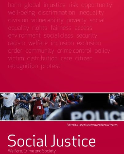 Social Justice: Welfare, Crime and Society