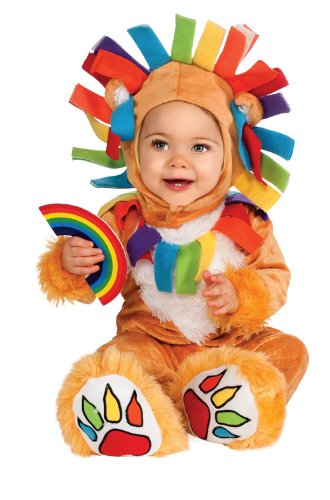 infant lion halloween costumes