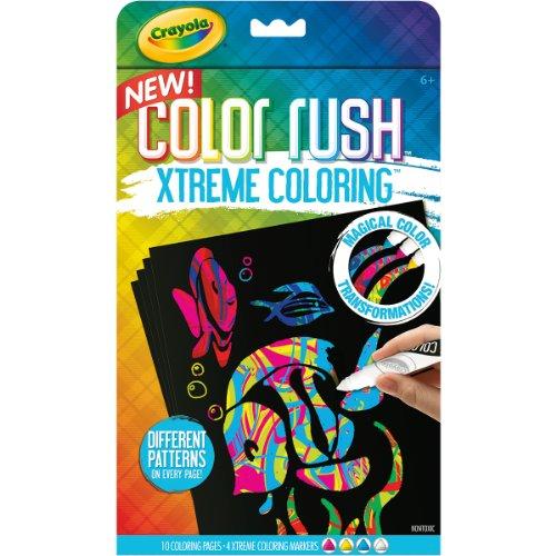 Crayola Multicolor Extreme Coloring Paper