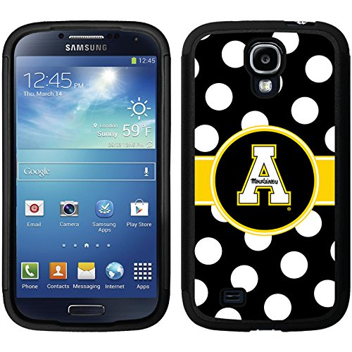 Appalachian State Designs On Black-Black Samsung Galaxy S4 Guardian Case