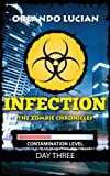 img - for INFECTION (THE ZOMBIE CHRONICLES) book / textbook / text book
