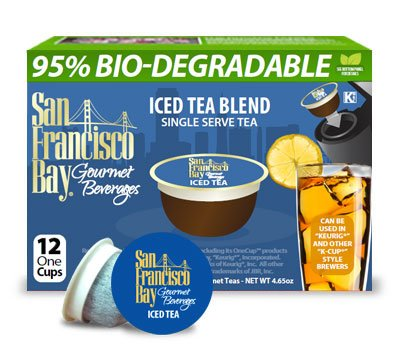 San Francisco Bay Iced Tea Blend 24 One Cups For Keurig K-Cup Brewers