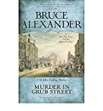 img - for [ Murder in Grub Street (Sir John Fielding Mysteries (Paperback)) [ MURDER IN GRUB STREET (SIR JOHN FIELDING MYSTERIES (PAPERBACK)) ] By Alexander, Bruce ( Author )Aug-03-2010 Paperback book / textbook / text book