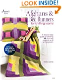 Afghans & Bed Runners for Knitting Looms: A Step-by-Step Guide for Creating 12 Stunning Projects on a Knitting Loom (Annie's Quilting)
