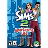 The Sims 2: Apartment Life Expansion Pack ~ Electronic Arts
