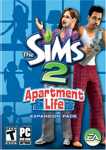 The Sims 2: Apartment Life Expansion Pack (Sims 2 Freetime compare prices)