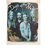 Days Of The New Poster Band Shot First Album Tantric