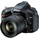 Nikon D610 SLR-Digitalkamera (24,3 Megapixel, 8,1 cm (3,2 Zoll) Display, Full HD, AF-System mit 39 Messfeldern) Kit inkl. AF-S 24-85mm 1:3,5-4,5G ED VR schwarz