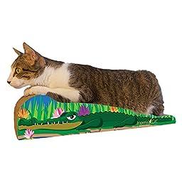 Imperial Cat Crocodile Scratch n Shape