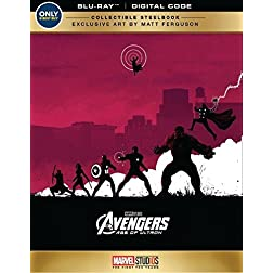 The Avengers: Age of Ultron [Blu-ray]