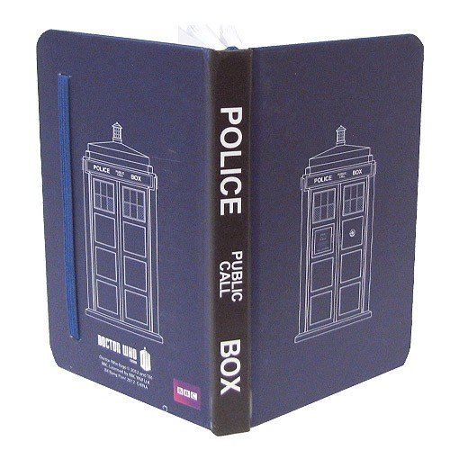 Doctor Who 500 Year Mini-Diary - 1
