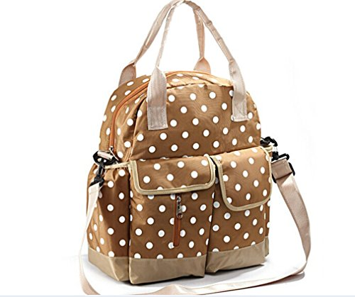 Jtc Diaper Bag 4Colors (Khaki) front-1046314