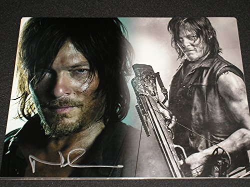 Signed Daryl Dixon Photo
