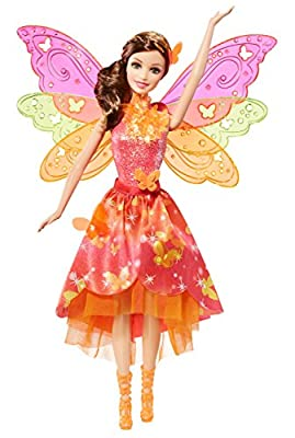 Barbie and The Secret Door Transforming 2-in-1 Fairy Doll from Barbie