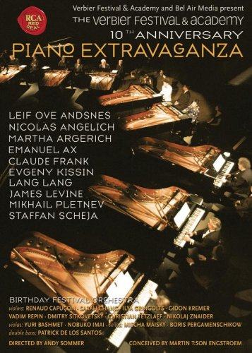Piano Extravaganza [DVD] [Import]