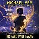 Storm of Lightning: Michael Vey, Book 5 (       UNABRIDGED) by Richard Paul Evans Narrated by Fred Berman