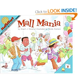 Mall Mania (MathStart 2) Stuart J. Murphy and Renee Andriani