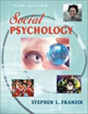 Social Psychology (0072489049) by Stephen L. Franzoi