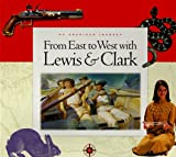 img - for From East to West with Lewis & Clark (My American Journey) book / textbook / text book