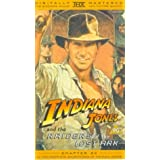 Indiana Jones and the Raiders of the Lost Ark [VHS] [1981]by Harrison Ford|Kate...