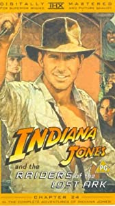 Indiana Jones and the Raiders of the Lost Ark [VHS] [1981]