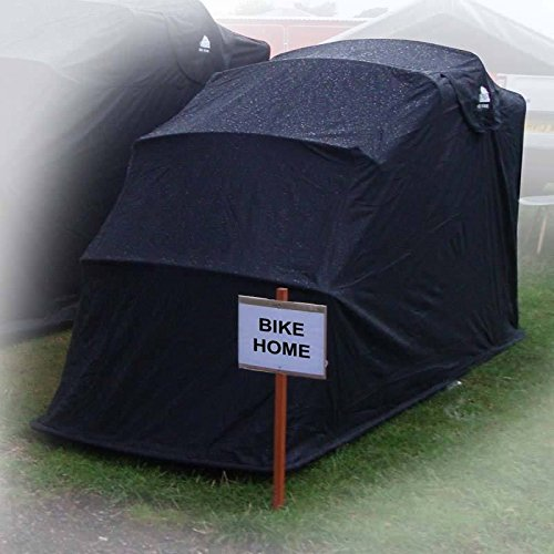 Zeltgarage und faltgarage test vergleich 2018 - Motorcycle foldable garage tent cover ...