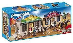 Playmobil 4398 Maletín del Oeste