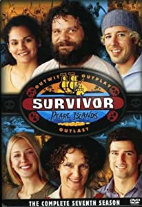 Survivor Pearl Islands Panama - The Complete 7th Season