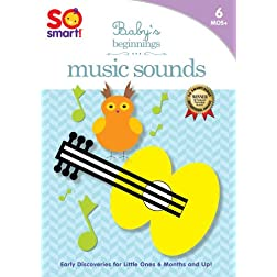 So Smart! - Baby's Beginnings: Music Sounds