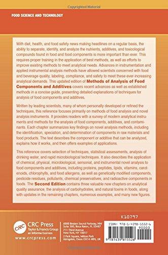crc handbook of food additives