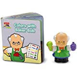 Fisher Price Little People Color with Baker Bob