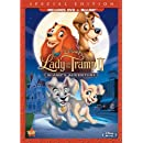 Lady and the Tramp 2: Scamps Adventure (Two-Disc Blu-ray/DVD Special Edition in DVD Packaging)
