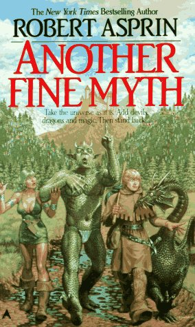 Another Fine Myth (Myth, Book 1)