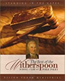 img - for The Best of the Witherspoon School of Law and Public Policy book / textbook / text book