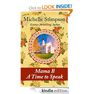 Mama B - A Time to Speak (Book 1)