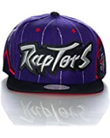 NBA Mitchell & Ness Team Short 2 Tone Snapback Hat