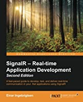 SignalR – Real-time Application Development, 2nd Edition Front Cover
