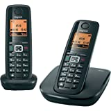 Gigaset A510 DUO Cordless Phone ( DECT,Hands Free Functionality, Low Radiation )