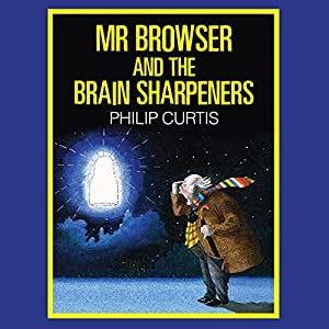 Mr Browser and the Brain Sharpeners Audiobook