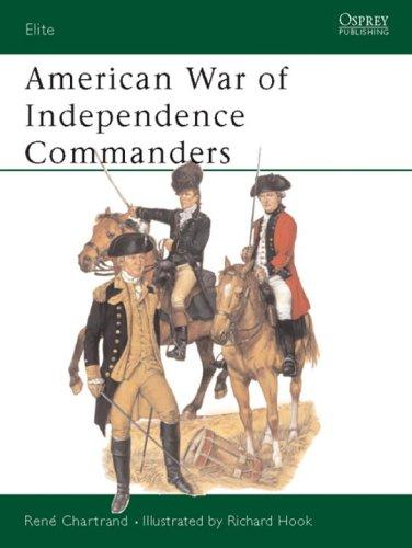American War of Independence Commanders (Elite)