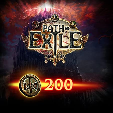 Path of Exile: 200 Points [Online Game Code]