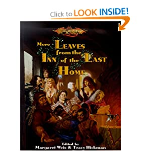 More Leaves from the Inn of the Last Home (Dragonlance: Sourcebooks) (v. 2) by Margaret Weis and Tracy Hickman