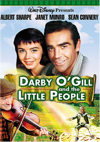 Cover art for  Darby O'Gill and the Little People