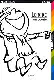 """Afficher """"Le Rire en poésie"""""""