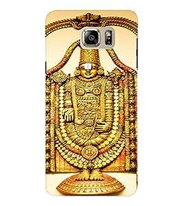 EPICCASE Lord balaji Mobile Back Case Cover For Samsung Note 6 (Designer Case)