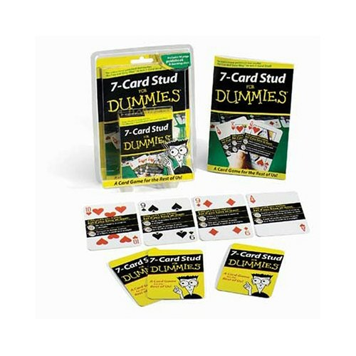 7 Card Stud for Dummies Card Game