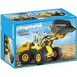Playmobil - 5469 - Figurine - Chargeuse Avec Godet