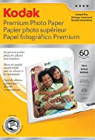 Kodak Premium Photo Paper gloss 60 Blatt, 240 g, 10x15