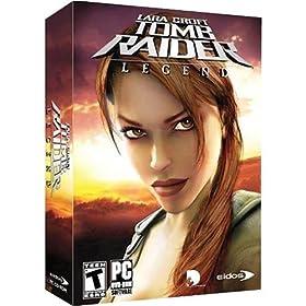 Tomb Raider Legend لعشاق لعبه